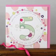 5th birthday card boy by molly mae notonthehighstreet com
