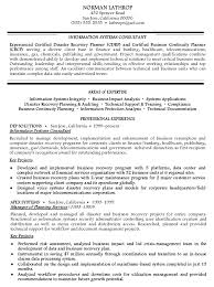 Sample Resume For 2 Years Experience In Mainframe by Information Systems Consultant Resume Information Systems