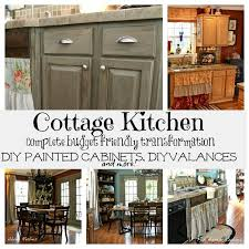 Kitchen Cabinets Small Best 25 Small Cottage Kitchen Ideas On Pinterest Small Cottage