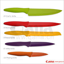 coloured kitchen knives kitchen knives