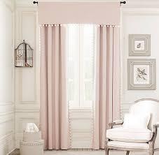pom pom linen cotton drapery panel