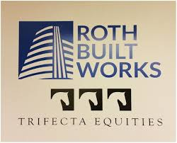 nyc wall decals removable wall graphics logo printing signs ny office wall decals logo roth built works