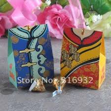 wedding dresses packing m1 tang suit style wedding dress candies box packing