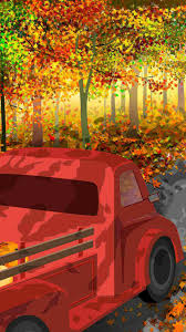Thanksgiving Wallpapers For Iphone Fall Forest 2015 Thanksgiving Iphone 6 Plus Wallpaper Car