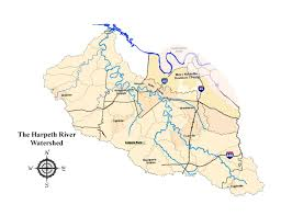 Map Of Franklin Tennessee by Harpeth River Watershed Harpeth Conservancy