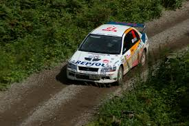 mitsubishi evo rally car mitsubishi lancer evolution wikiwand