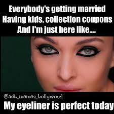 Eyeliner Meme - 13 aishwarya rai meme trending on social media news share