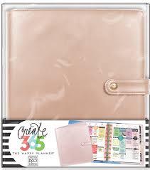 create 365 the happy planner cover rose gold joann joann