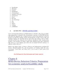 deploying a rfid solution practical case study and business plan