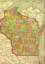 Kohler Wisconsin Map by Wisconsin Karte