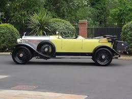 replica rolls royce used 1930 rolls royce phantom ii tourer for sale in lancashire