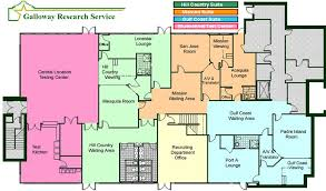 facility floor plan floor plan galloway research service
