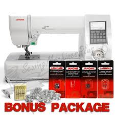 janome new home memory craft 7700qcp sewing u0026 quilting machine