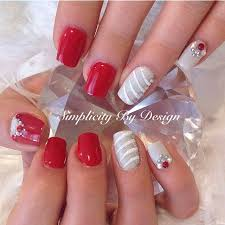 544 best christmas nail art images on pinterest christmas nail