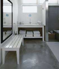 small bathroom floor ideas concrete bathroom floor ideas on small bathroom bathrooms