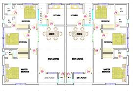 single storey semi detached house floor plan uncategorized semi detached house floor plan exceptional in best