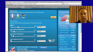 how to calculate federal income taxes online 2012 2013 youtube