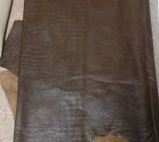 Distressed Leather Upholstery Fabric Leather Hide Upholstery Ebay