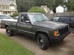 1986 jeep comanche lifted 1988 jeep comanche 5 speed manual for sale in atlanta ga 1 100
