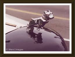 1948 mack truck bulldog ornament photo by daniel wend