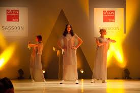 Creative Images International Salon Live The Sassoon International Creative Team Unveils