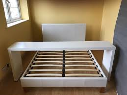 Malm Occasional Table Ikea Ikea Over The Bed Table Table Designs