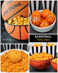 basketball party ideas creative basketball party ideas make lovely