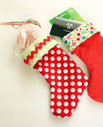 simple mini stocking tutorial u create i suggest making a practice stocking just to see how it comes together and i guarantee each stocking you make after that will get faster and easier