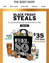body shop black friday sale black friday deals and steals 2015 dani u0027s decadent deals