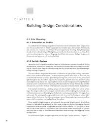 chapter 4 building design considerations airport parking