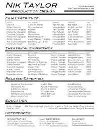 theatre resume sle theatre resumes templates franklinfire co