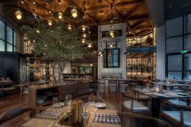 restaurant kitchen lighting restaurant u0026 bar design awards shortlist 2015 lighting scheme