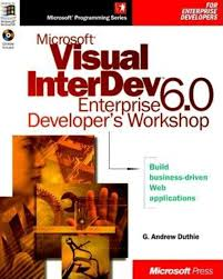 microsoft visual interdev 6 0 enterprise developer u0027s workshop