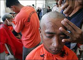 how much for a prison haircut philippines gift to the world the oil spill s hair idea time