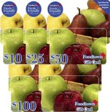 food gift cards give the gift of convenient grocery shopping foodtown gift cards