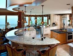 oval kitchen island 11 best stylish oval kitchen ideas images on kitchen