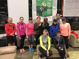 november 2016 trivalley running club