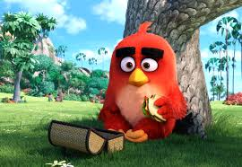 angry birds movie review sling collider