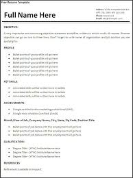 Resume Template No Experience Cna Resume Objective Cna Resume No Experience Best Business