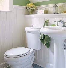 wainscoting ideas for bathrooms 25 best navy blue bathrooms