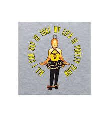 Blind Lemon No Rain Melon T Shirt No Rain