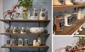 Spice Rack Plano Tx Mounted Mason Jar Spice Storage Hometalk