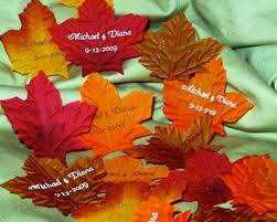 Fall Wedding Table Decor 8 Ways To Create A Beautiful Fall Wedding Myweddingfavors