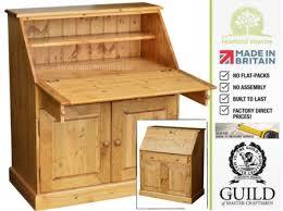 solid pine oak or painted home office writing desks u0026 bureaus