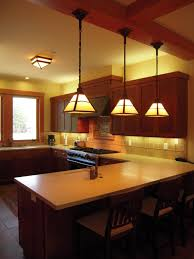 craftsman style kitchen lighting craftsman style residence south lake tahoe california
