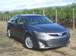 2013 toyota avalon 0 60 test drive 2013 toyota avalon avalon hybrid our auto expert