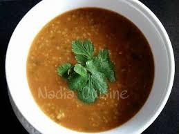 cuisiner la semoule recettes de soupe à la semoule d orge
