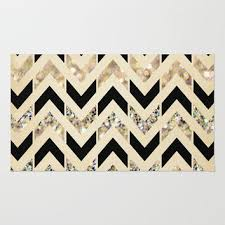 Black And Gold Bathroom Rugs Best Black Bathroom Rugs Products On Wanelo Decor Pinterest