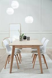 21 best scandinavian style images on pinterest scandinavian get the look with our scandinavian dining table in solid ash wood