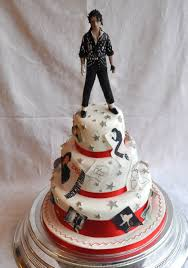 buy wedding cake michael jackson 3 tier 3d pop theme customised cakes